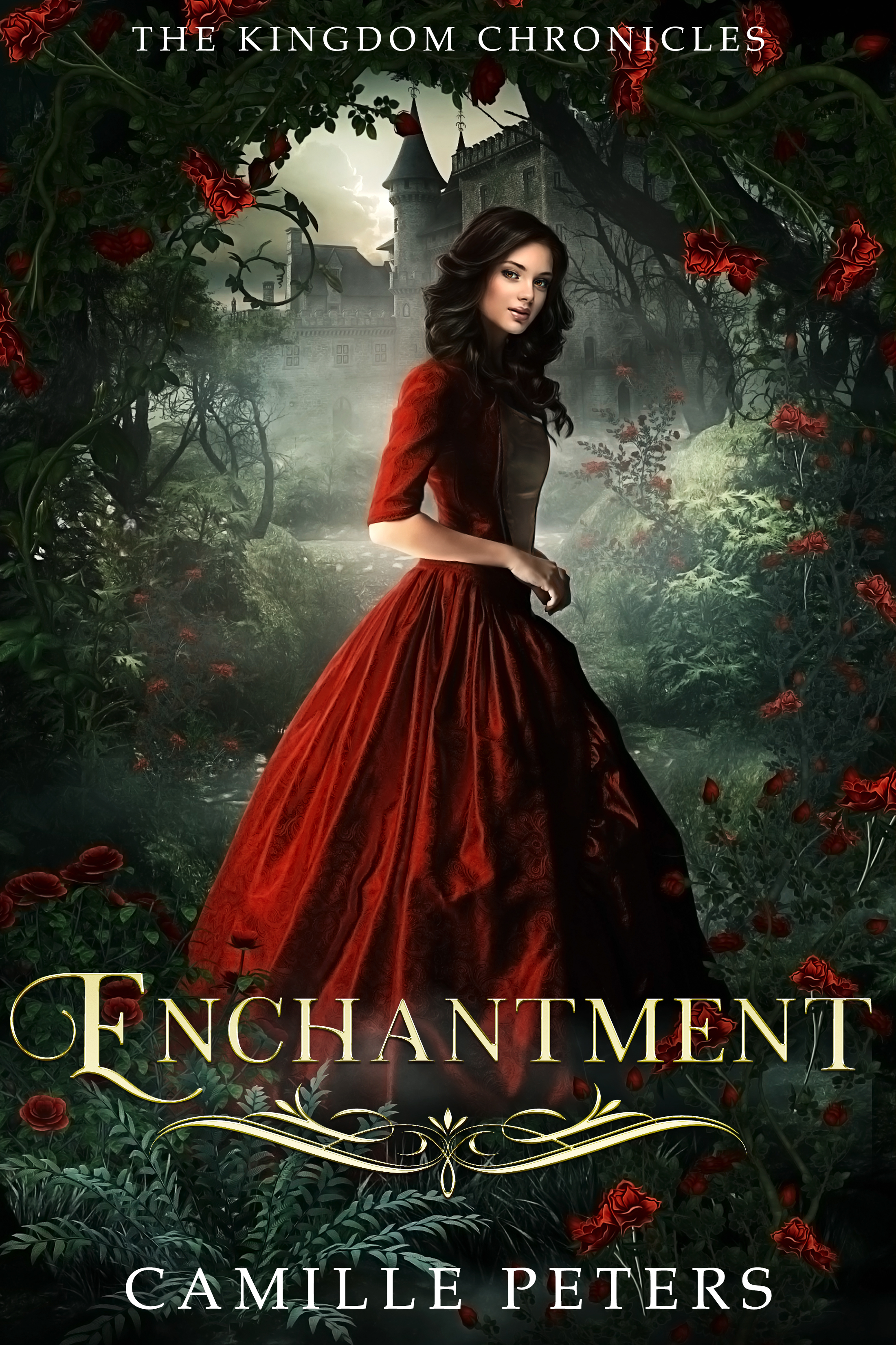 [PDF] [EPUB] Enchantment (The Kingdom Chronicles, #5) Download by Camille  Peters