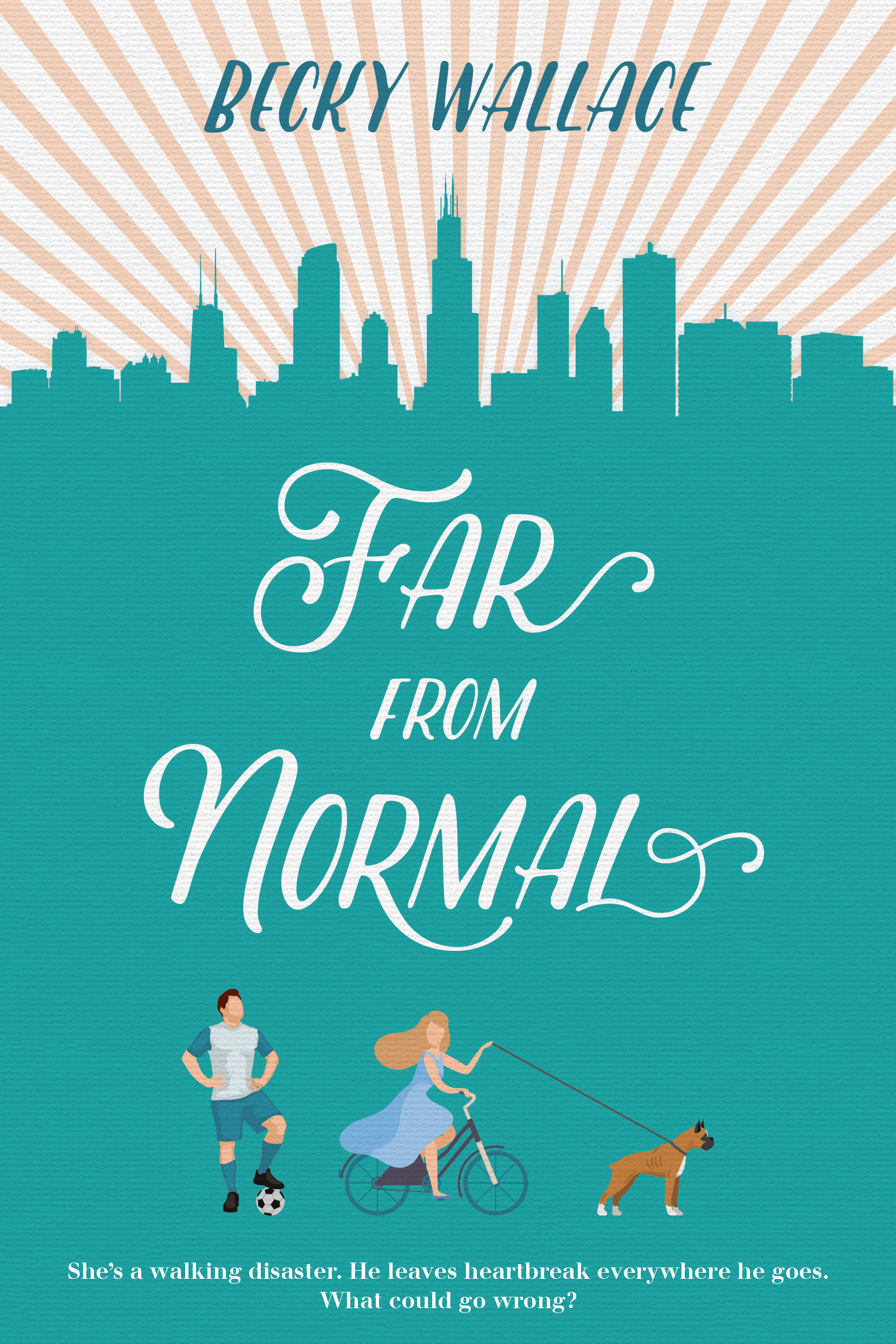[PDF] [EPUB] Far From Normal Download by Becky Wallace