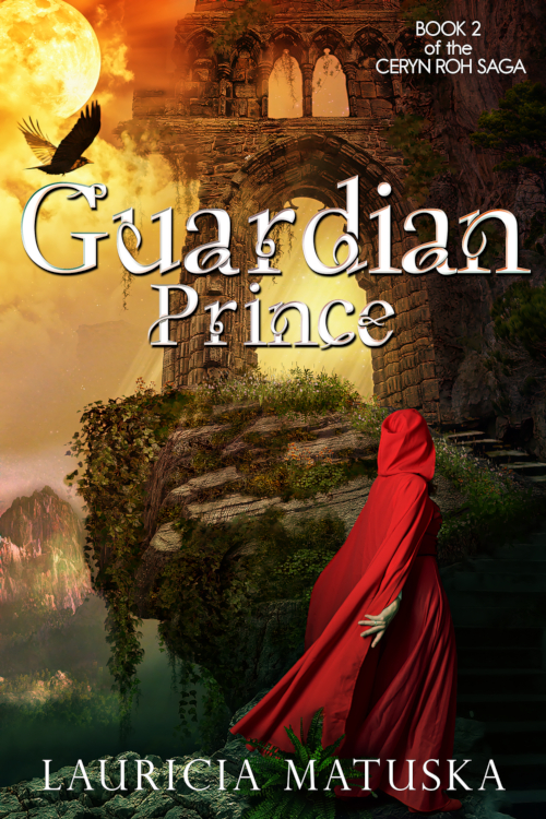 [PDF] [EPUB] Guardian Prince (Ceryn Roh Saga Book 2) Download by Lauricia Matuska