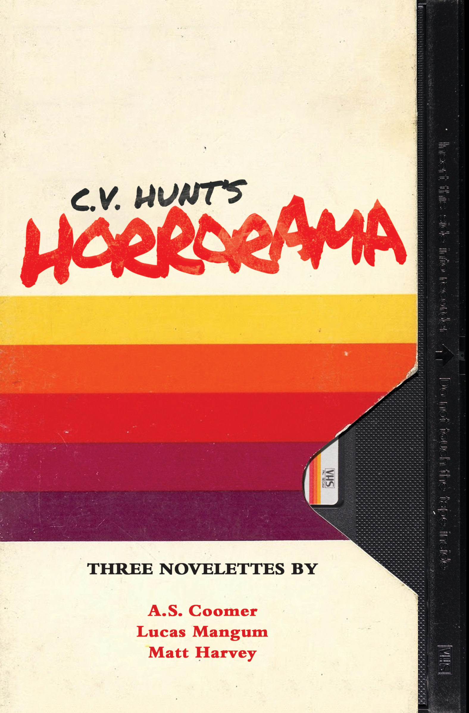 [PDF] [EPUB] Horrorama Download by C.V. Hunt