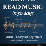 [PDF] [EPUB] How to Read Music in 30 Days: Music Theory for Beginners – with exercises and online audio Download