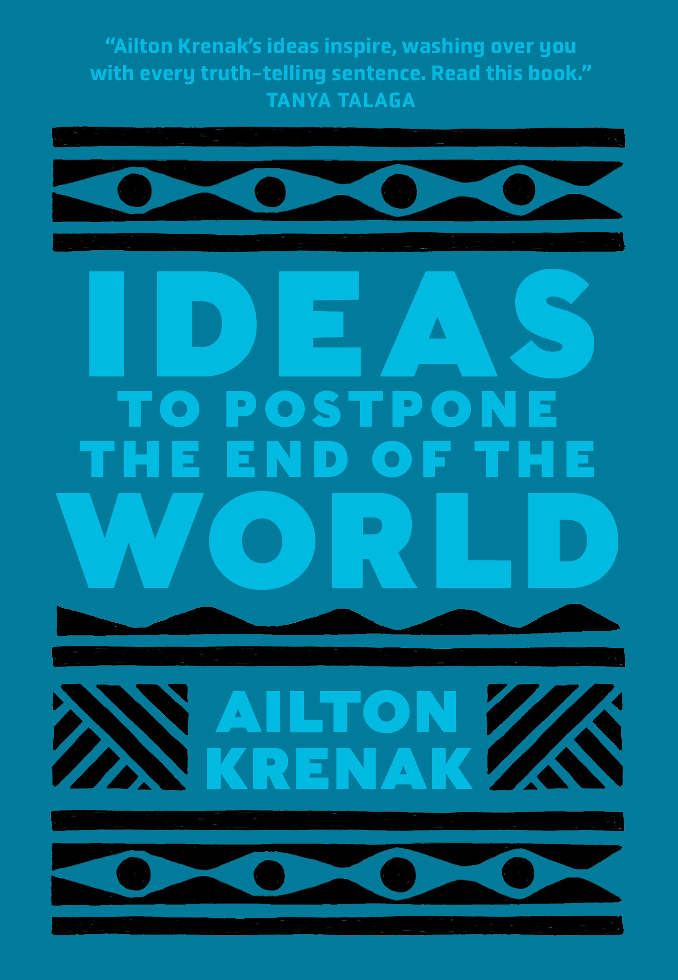 [PDF] [EPUB] Ideas to Postpone the End of the World Download by Ailton Krenak