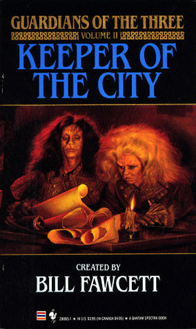 [PDF] [EPUB] Keeper of the City (Guardians of the Three, Vol 2) Download by Diane Duane
