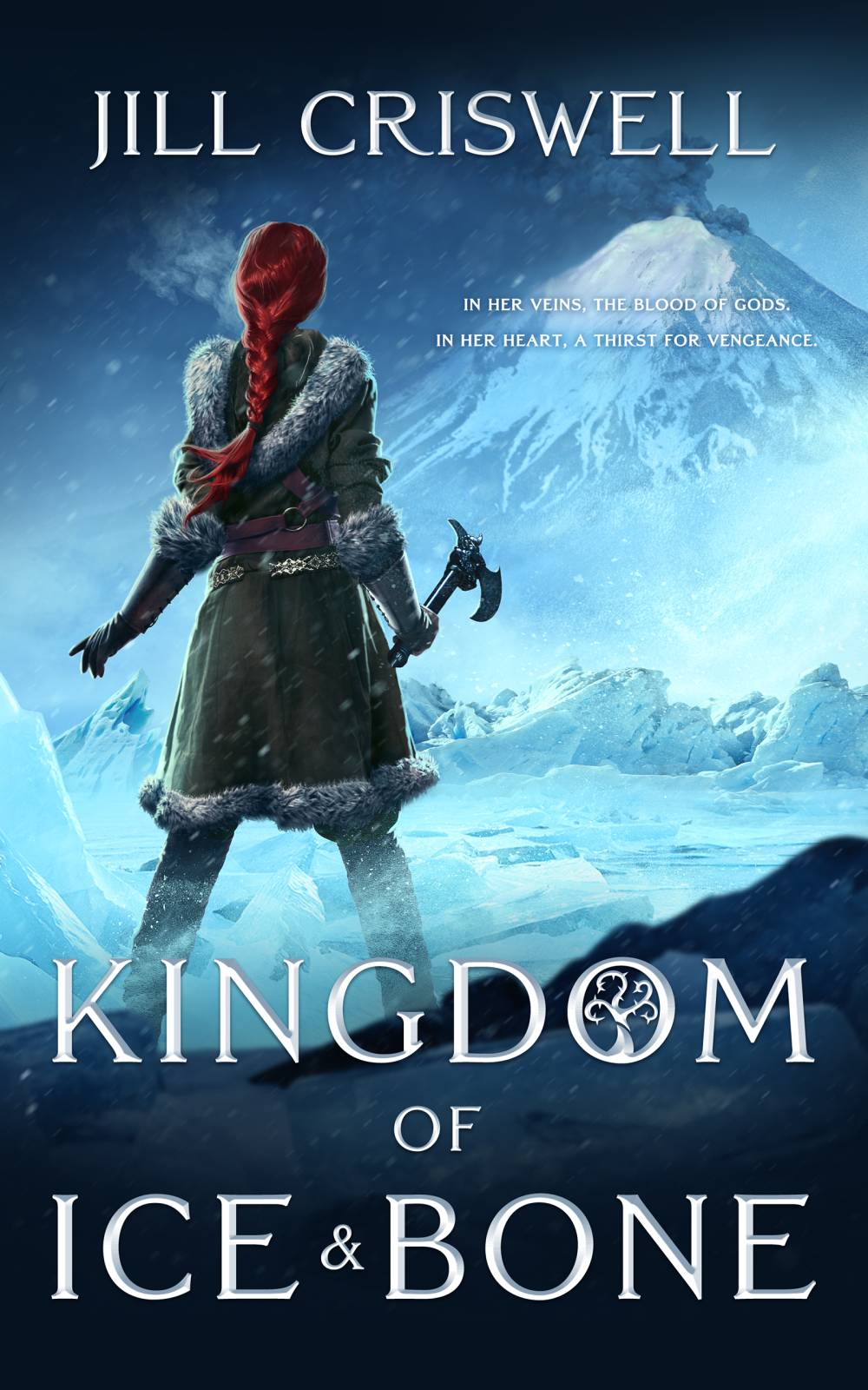 [PDF] [EPUB] Kingdom of Ice and Bone (Frozen Sun Saga #2) Download by Jill Criswell