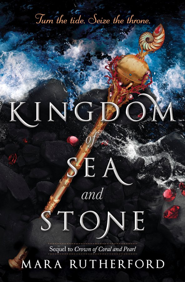[PDF] [EPUB] Kingdom of Sea and Stone (Crown of Coral and Pearl, #2) Download by Mara Rutherford