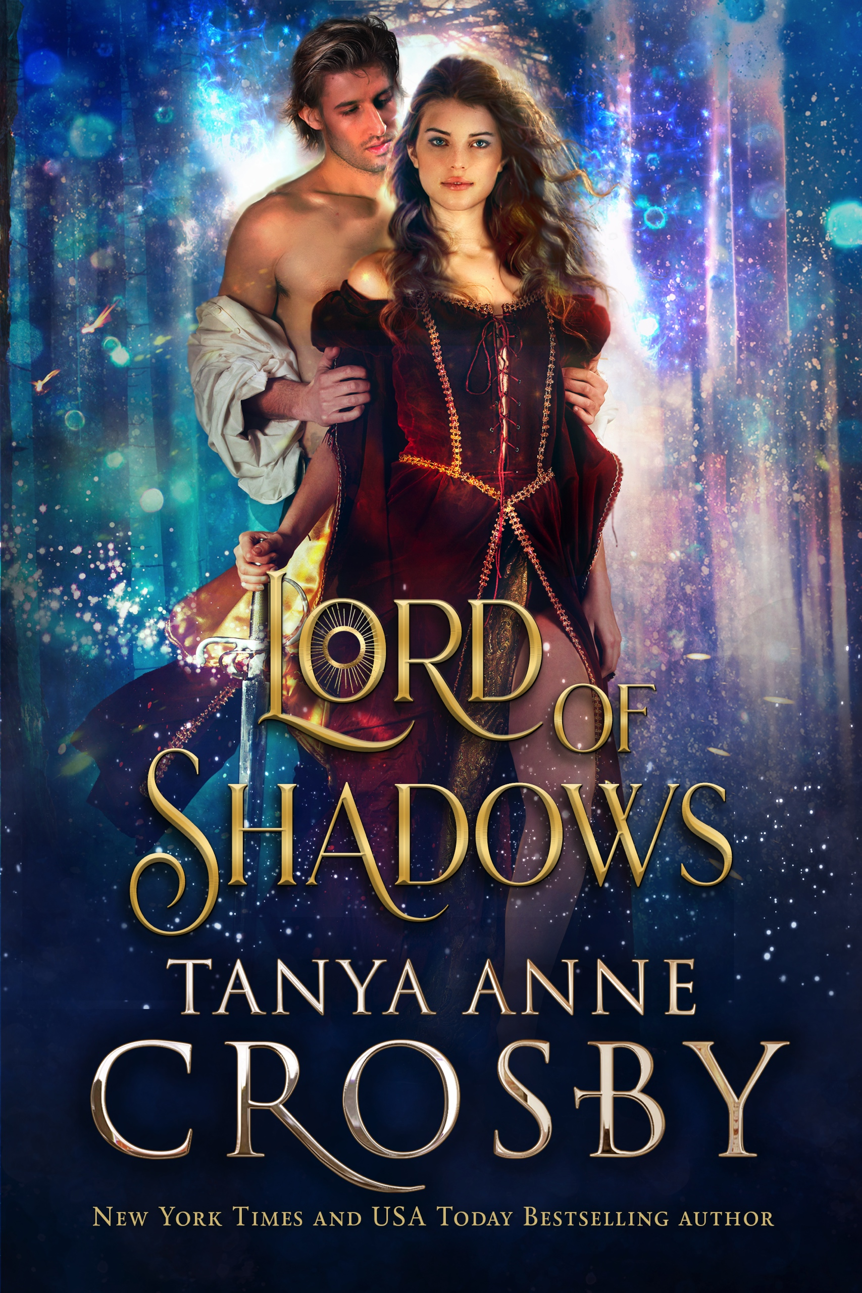 [PDF] [EPUB] Lord of Shadows (Daughters of Avalon, #4) Download by Tanya Anne Crosby