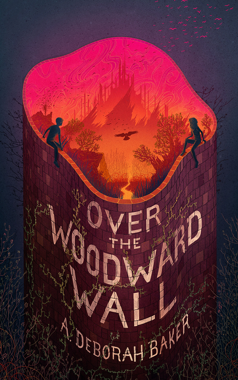 [PDF] [EPUB] Over the Woodward Wall Download by A. Deborah Baker