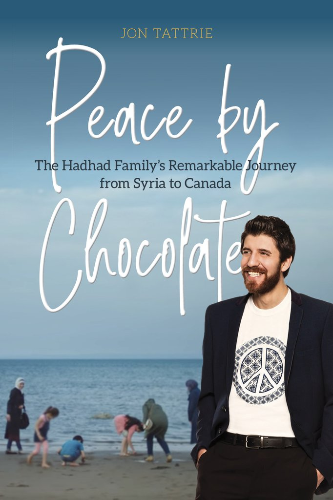 [PDF] [EPUB] Peace by Chocolate Download by Jon Tattrie