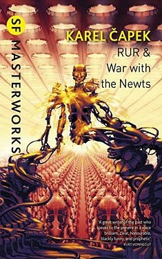 [PDF] [EPUB] R.U.R. and War with the Newts Download by Karel Čapek