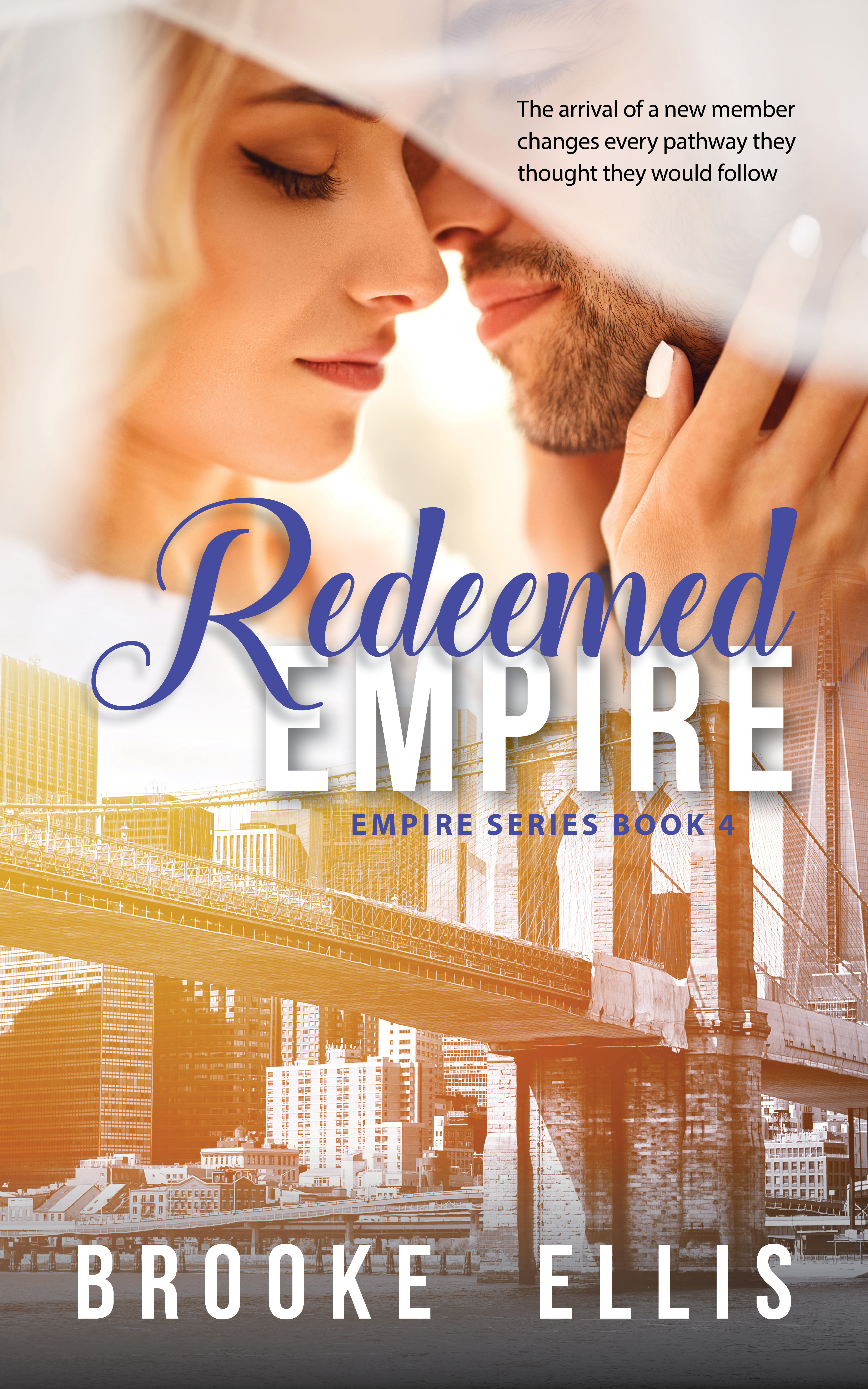 [PDF] [EPUB] Redeemed Empire (Empire, #4) Download by Brooke Ellis