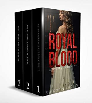 [PDF] [EPUB] Royal Blood Book 1-3 Complete Series Boxset Download by Simone Nicholls