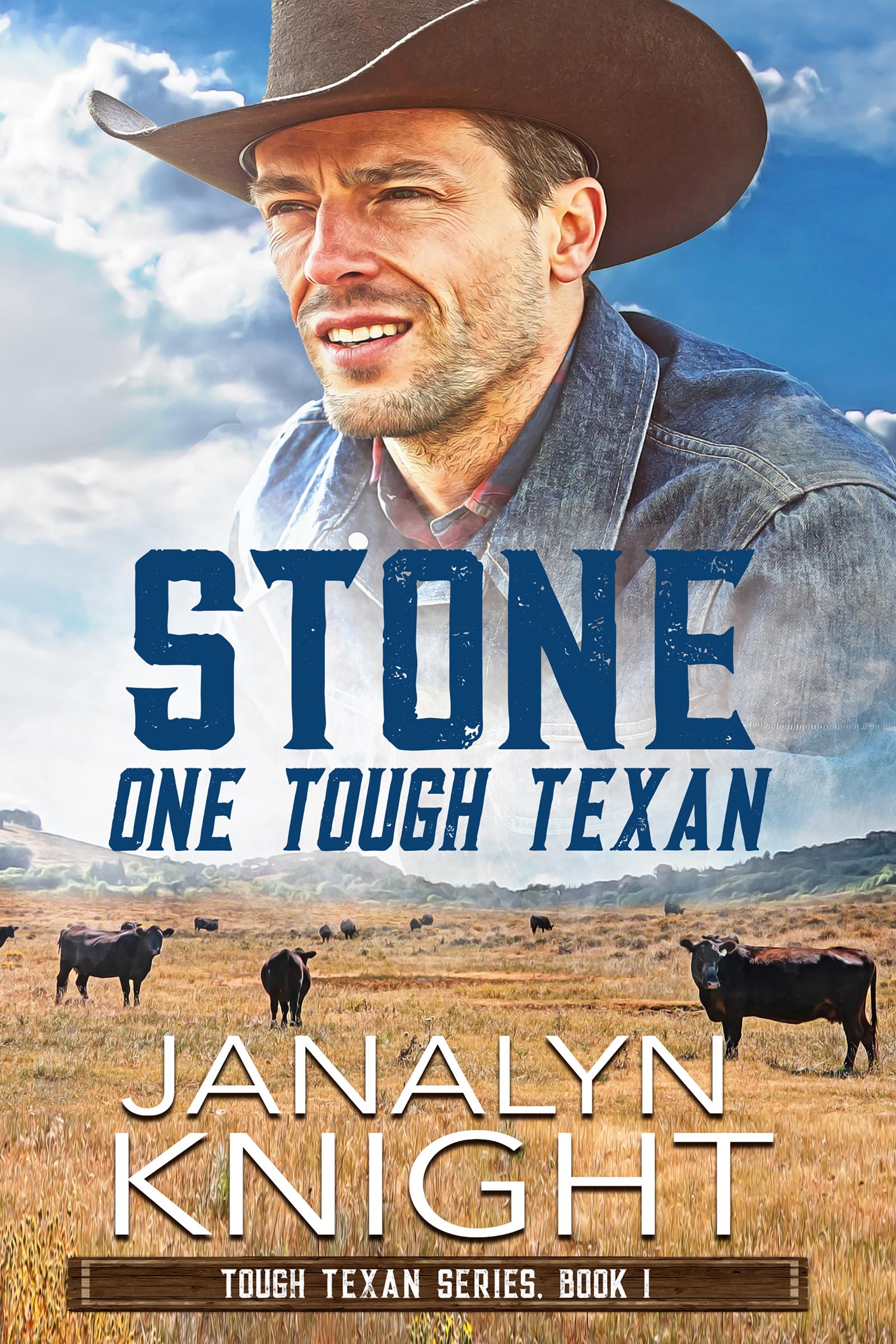 [PDF] [EPUB] Stone One Tough Texan (Tough Texan #1) Download by Janalyn Knight