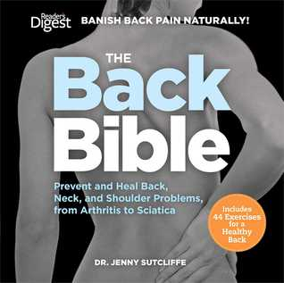 [PDF] [EPUB] The Back Bible: Banish Back Pain Naturally Download by Jenny Sutcliffe