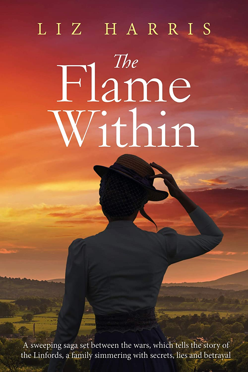 [PDF] [EPUB] The Flame Within (Linford #2) Download by Liz   Harris