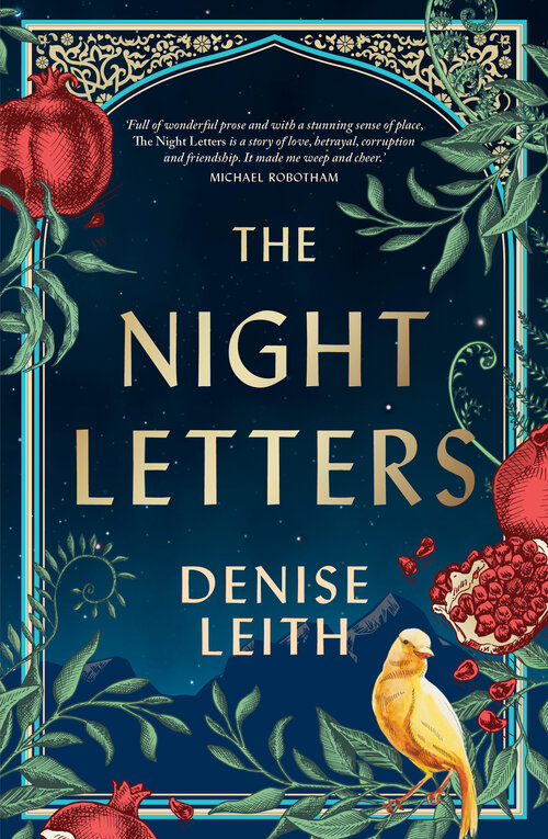 [PDF] [EPUB] The Night Letters Download by Denise Leith