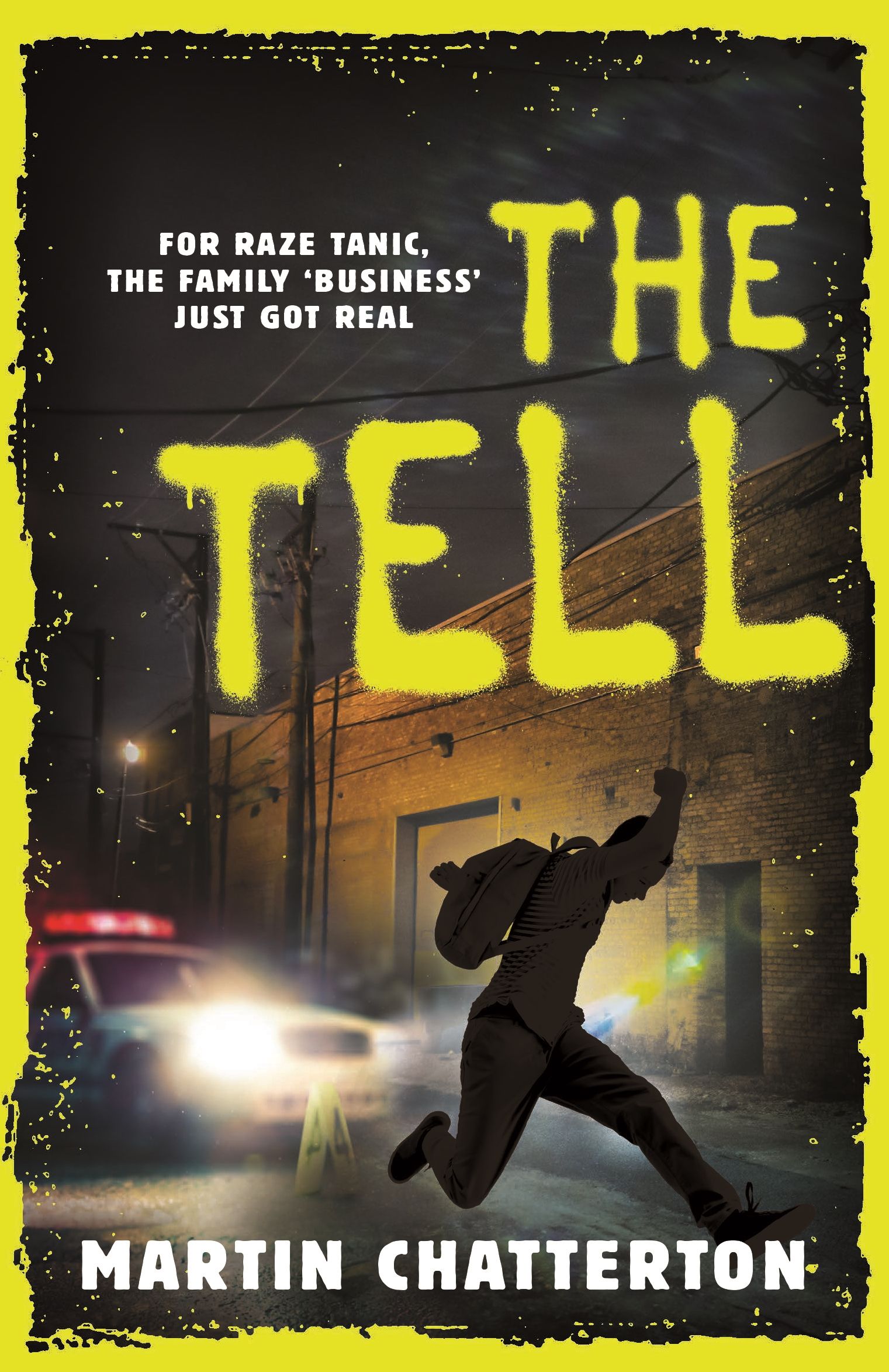 [PDF] [EPUB] The Tell Download by Martin Chatterton