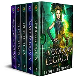 [PDF] [EPUB] The Voodoo Legacy Complete Series: An Action Packed Fantasy Adventure Download by Teophilus Monroe