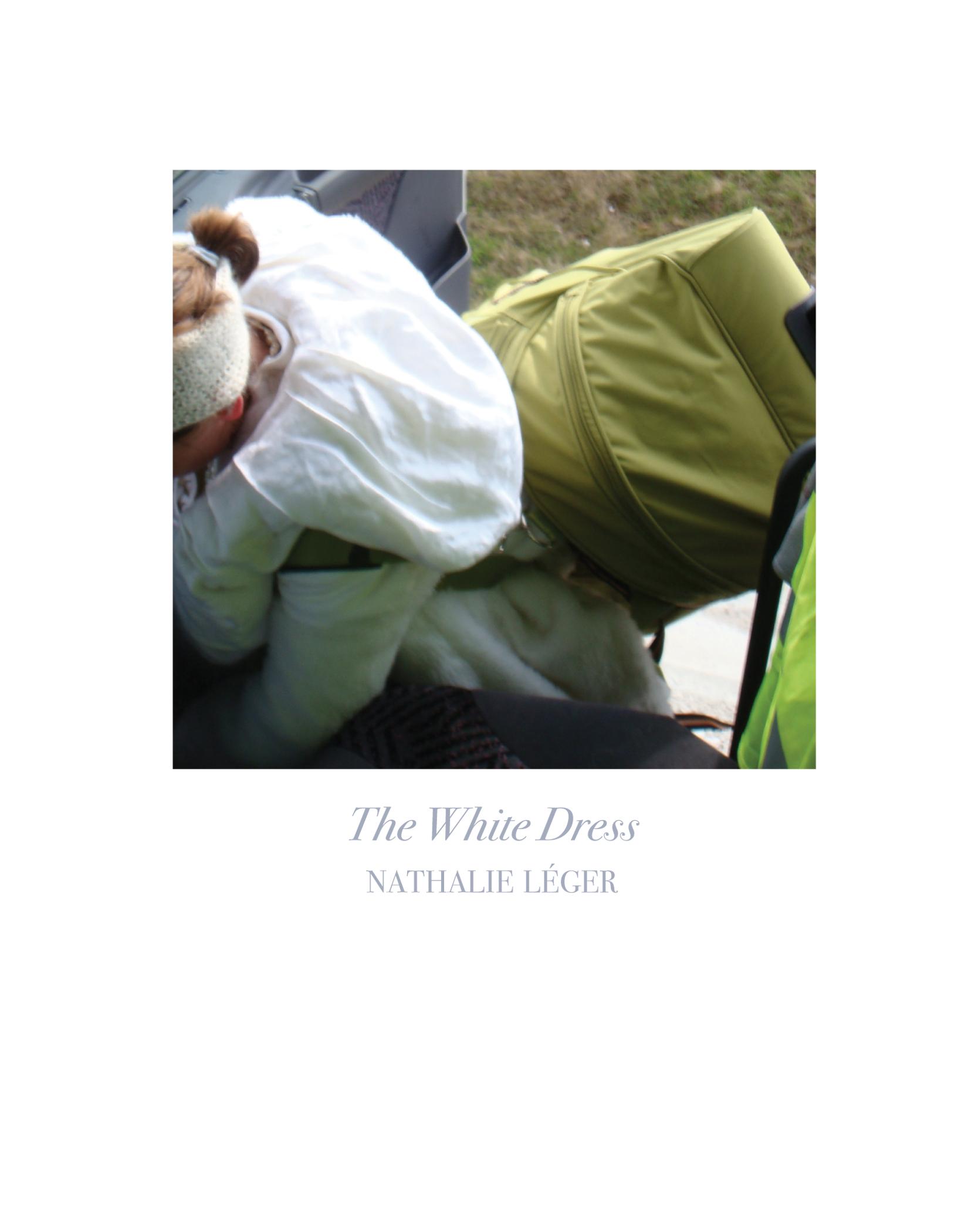 [PDF] [EPUB] The White Dress Download by Nathalie Léger