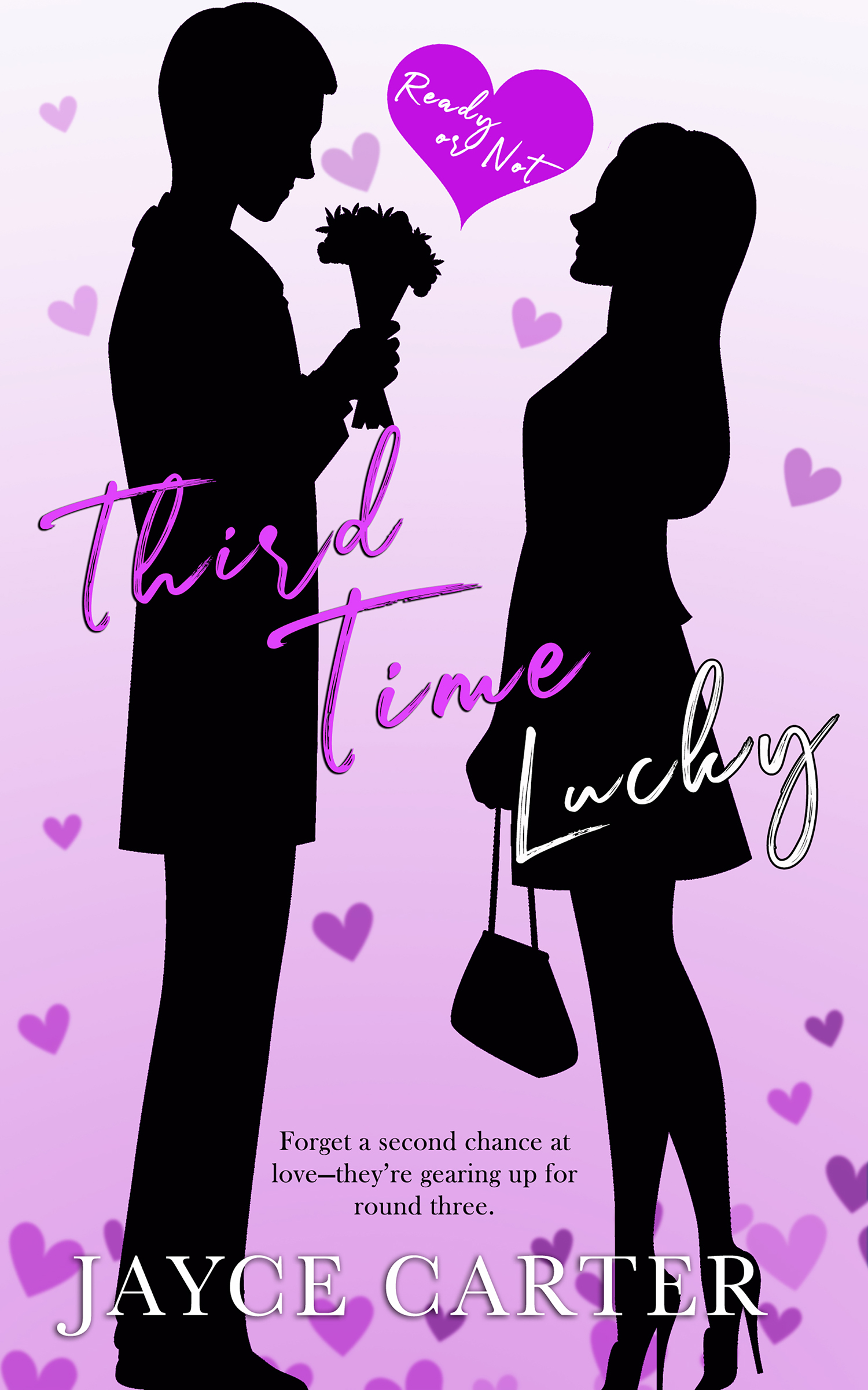 [PDF] [EPUB] Third Time Lucky (Ready or Not, #3) Download by Jayce  Carter