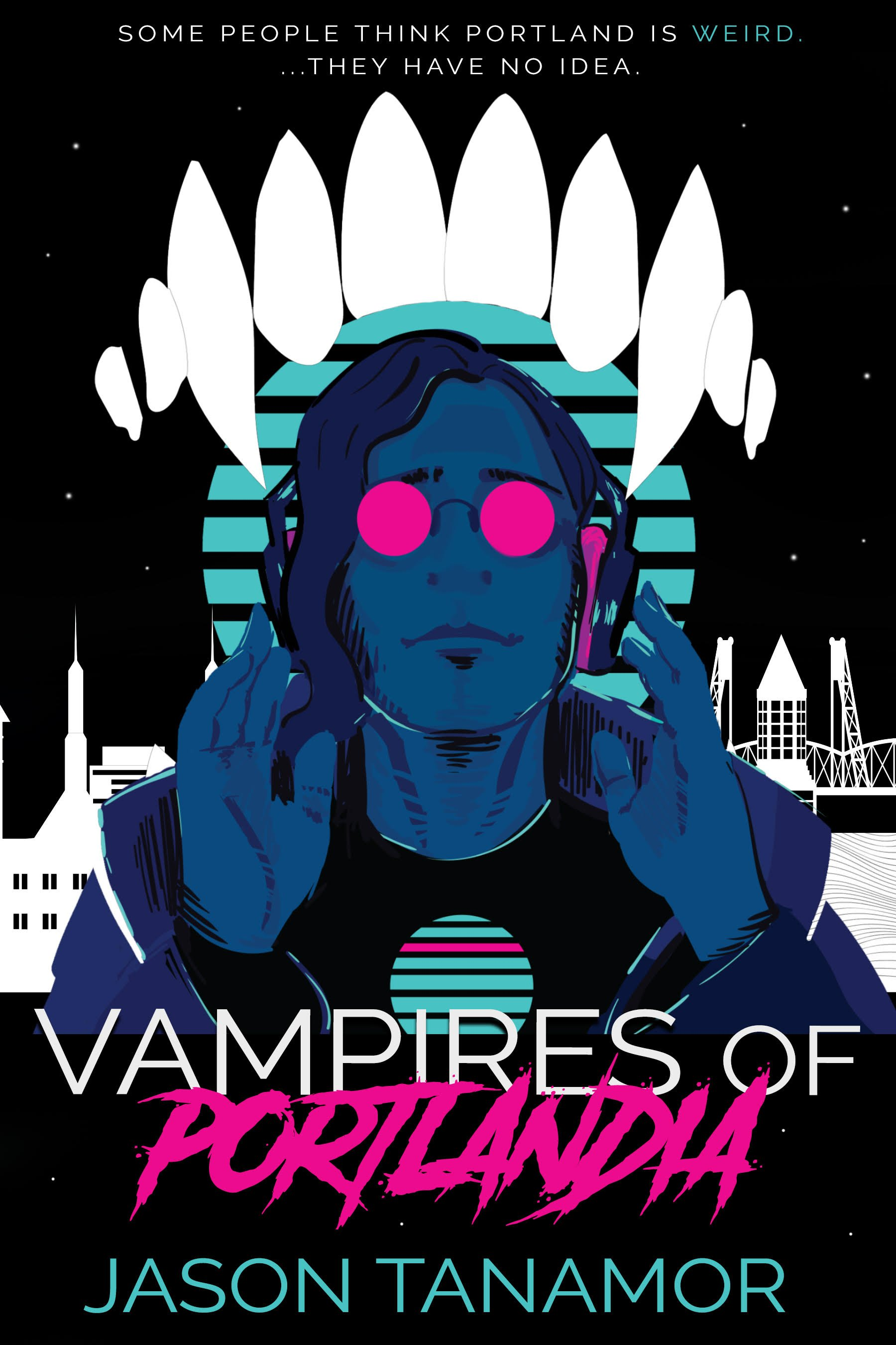 [PDF] [EPUB] Vampires of Portlandia Download by Jason Tanamor