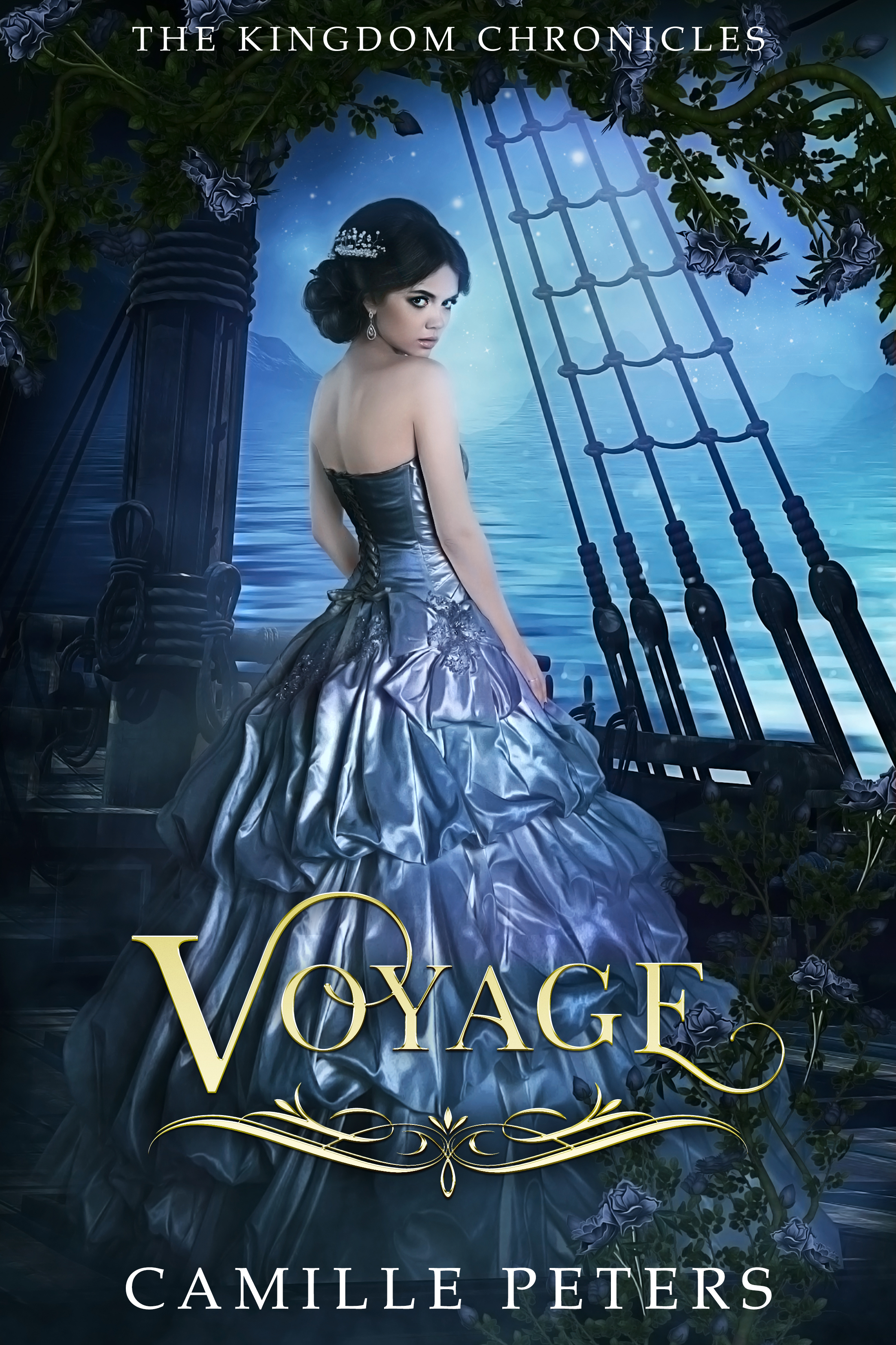 [PDF] [EPUB] Voyage (The Kingdom Chronicles #6) Download by Camille  Peters