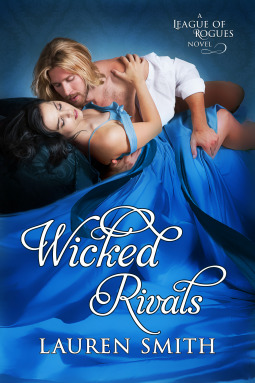 [PDF] [EPUB] Wicked Rivals (The League of Rogues, #4) Download by Lauren   Smith