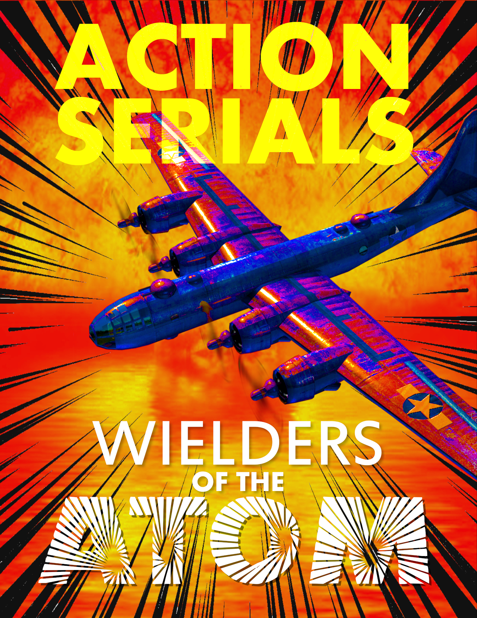 [PDF] [EPUB] Wielders of the Atom (Action Serials #2) Download by R.J. Nevets