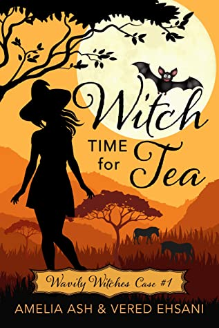 [PDF] [EPUB] Witch Time for Tea (Wavily Witches Book 1) Download by Amelia Ash