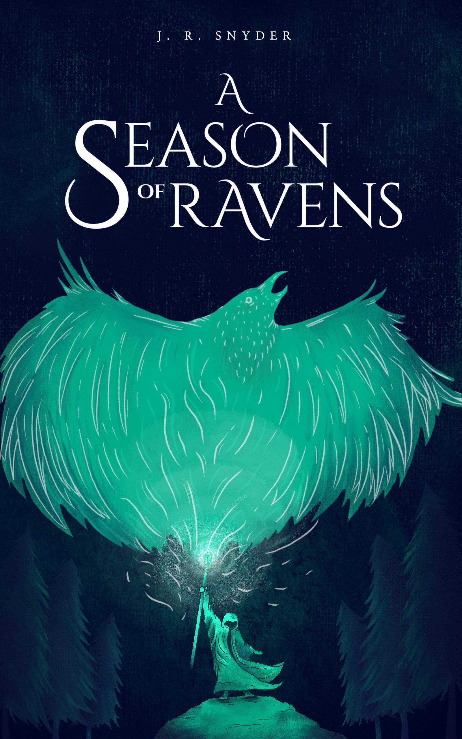 [PDF] [EPUB] A Season of Ravens Download by J.R.  Snyder