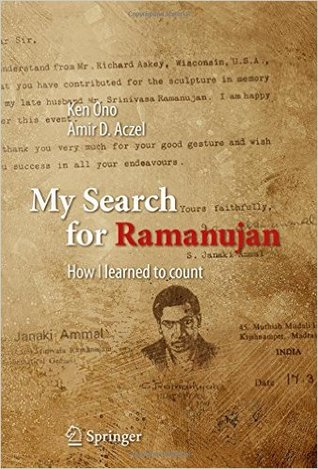 [PDF] [EPUB] My Search for Ramanujan: How I Learned to Count Download by Ken Ono