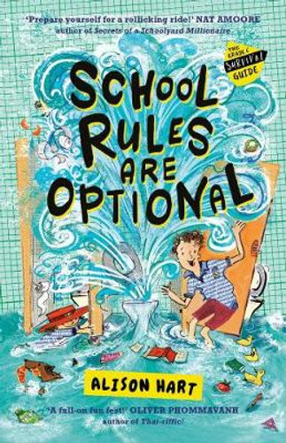 [PDF] [EPUB] SCHOOL RULES ARE OPTIONAL Download by Alison Hart