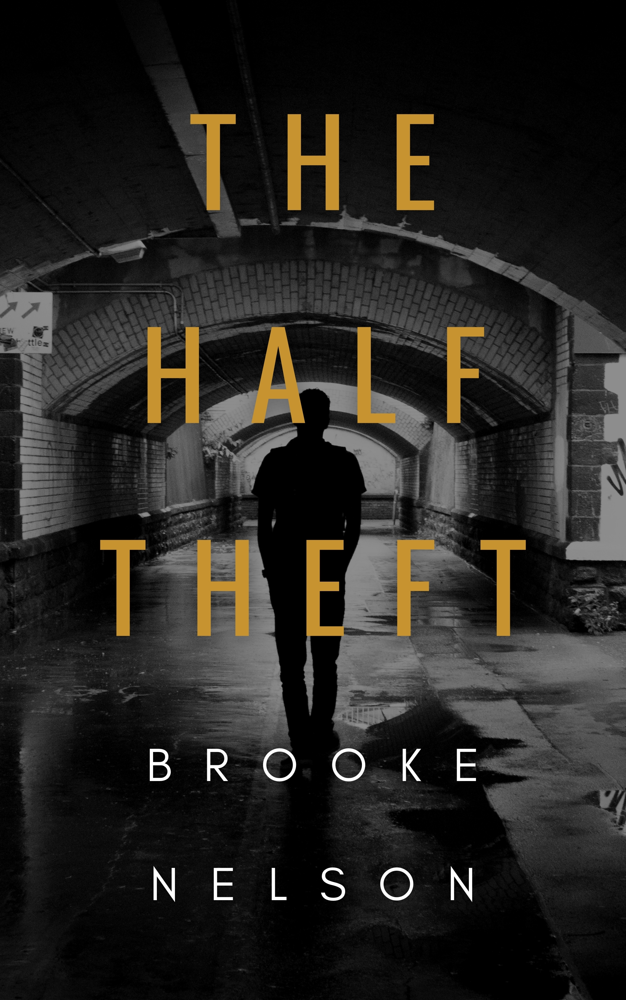 [PDF] [EPUB] The Half Theft (The Half Theft, #1) Download by Brooke Nelson