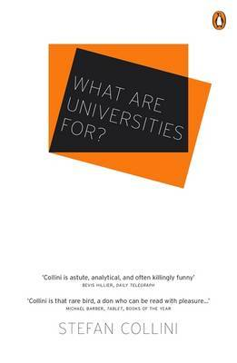 [PDF] [EPUB] What Are Universities for? Download by Stefan Collini