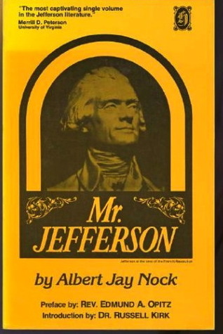 [PDF] [EPUB] Mr. Jefferson Download by Albert Jay Nock