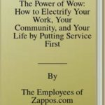 [PDF] [EPUB] The Power of Wow: How to Electrify Your Work, Your Community, and Your Life by Putting Service First Download