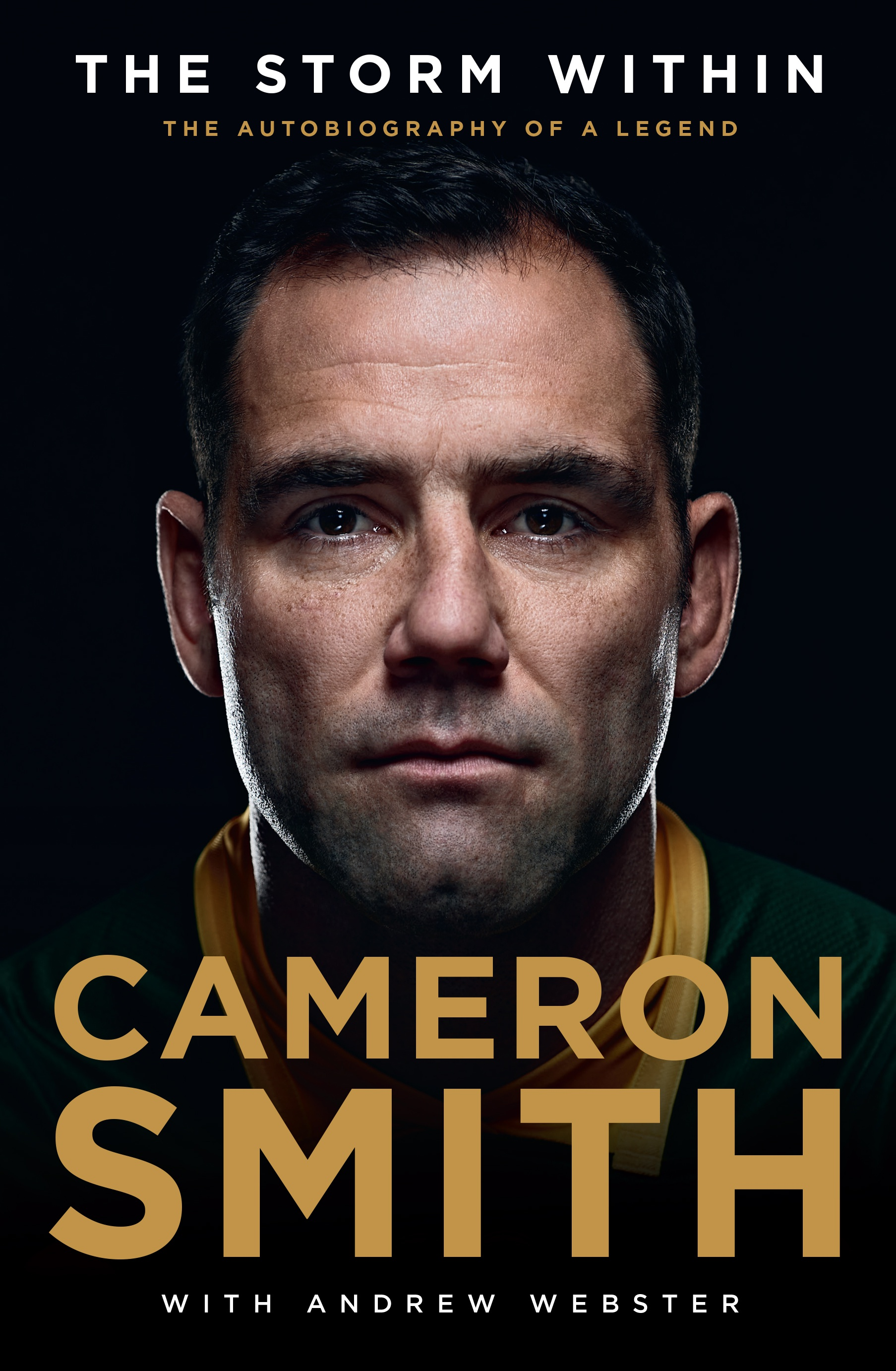 [PDF] [EPUB] The Storm Within: The Autobiography of a Legend Download by Cameron  Smith