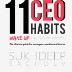[PDF] [EPUB] 11 CEO Habits – Wake Up The CEO Within You Download