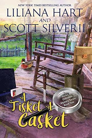 [PDF] [EPUB] A Tisket A Casket (A Harley and Davidson Mystery Book 2) Download by Liliana Hart