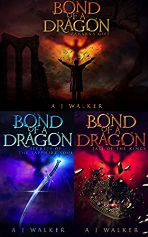 [PDF] [EPUB] Bond of a Dragon Series Books 1-3: Box Set (Bond of a Dragon Box Set) Download by A.J.  Walker