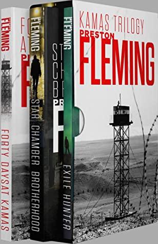 [PDF] [EPUB] Kamas Trilogy Box Set #1-3 Download by Preston Fleming