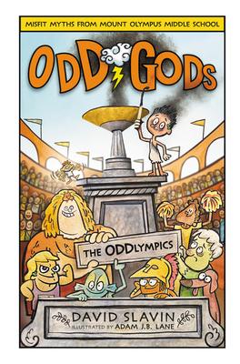 [PDF] [EPUB] Odd Gods: The Oddlympics Download by David Slavin