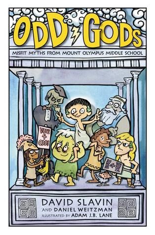 [PDF] [EPUB] Odd Gods Download by David Slavin