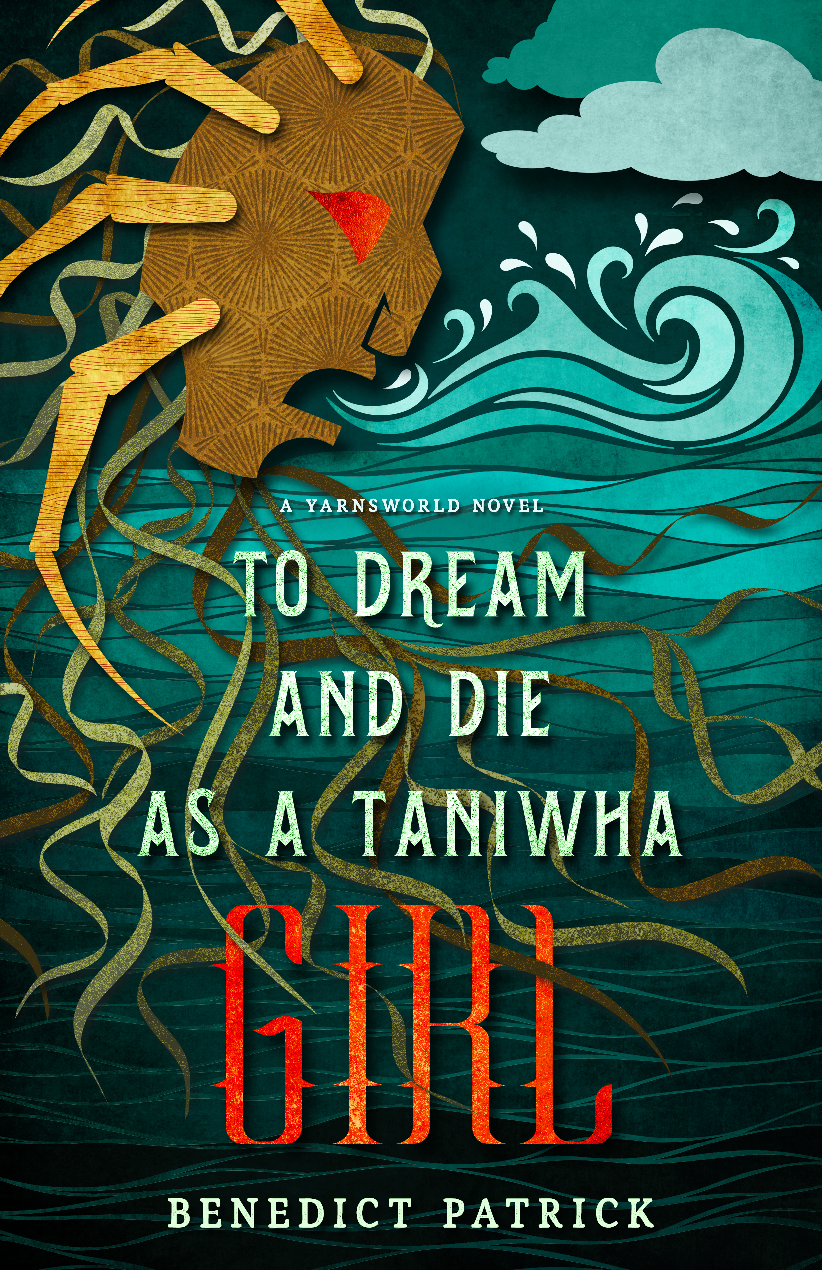 [PDF] [EPUB] To Dream and Die as a Taniwha Girl (Yarnsworld #5) Download by Benedict Patrick
