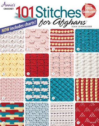 [PDF] [EPUB] 101 Stitches for Afghans Download by Jean Leinhauser