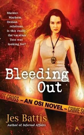 [PDF] [EPUB] Bleeding Out (OSI, #5) Download by Jes Battis