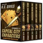 [PDF] [EPUB] Capital City Characters Box Set Episodes I-V: Hardboiled Noir From The Future Download
