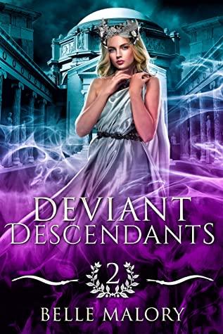 [PDF] [EPUB] Deviant Descendants (Descendants Academy Book 2) Download by Belle Malory