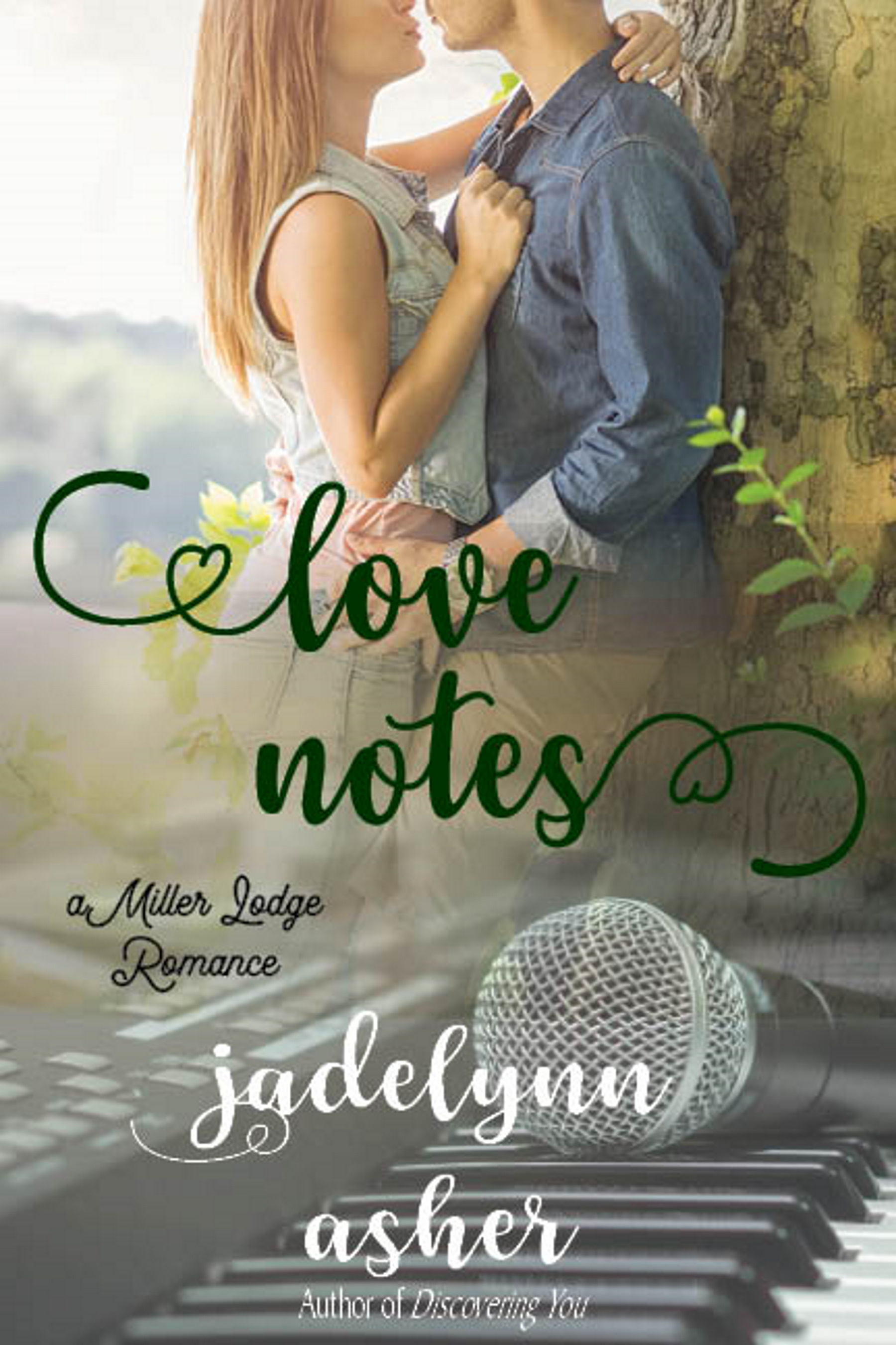 [PDF] [EPUB] Love Notes Download by Jadelynn Asher