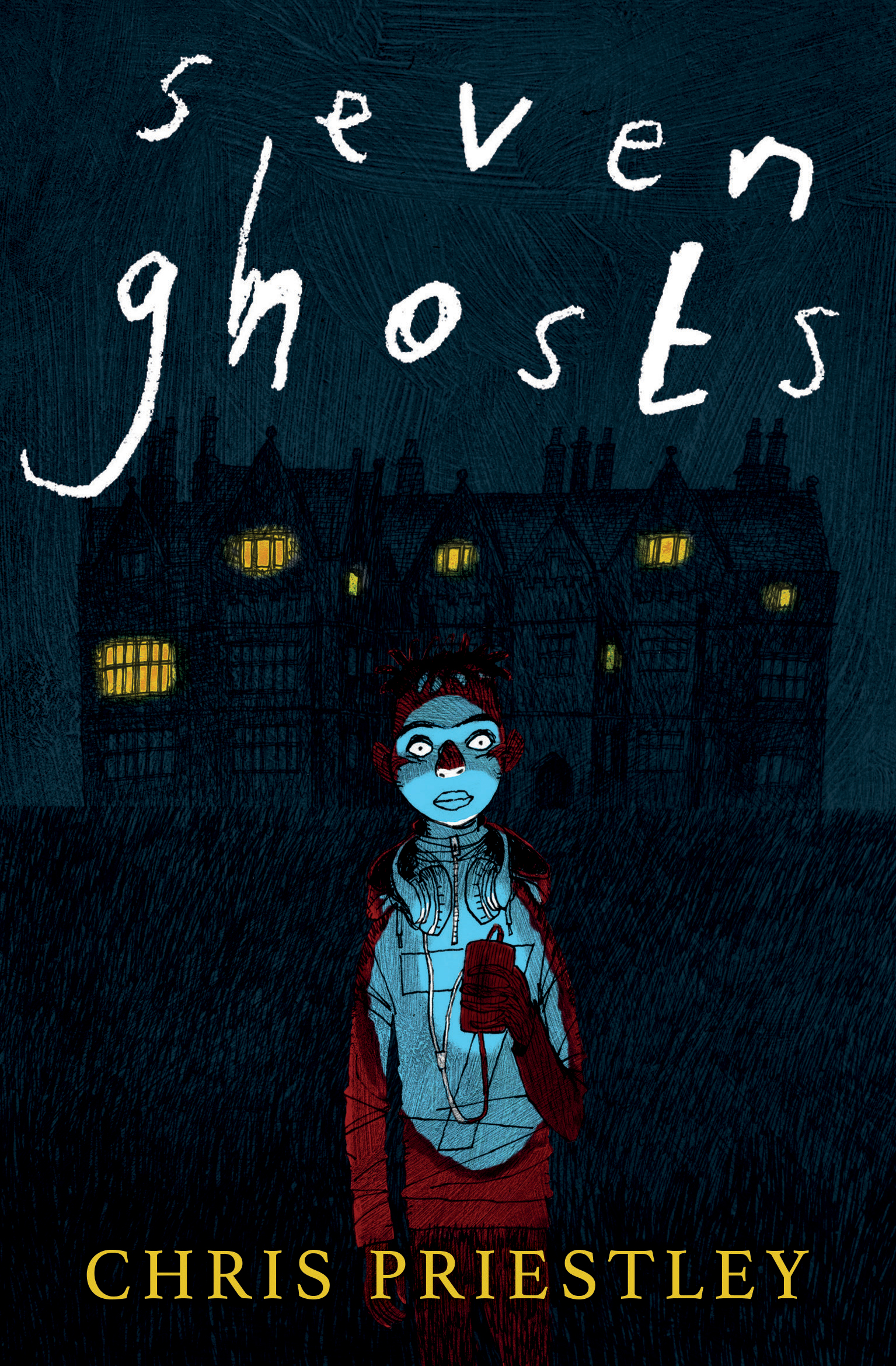 [PDF] [EPUB] Seven Ghosts Download by Chris Priestley