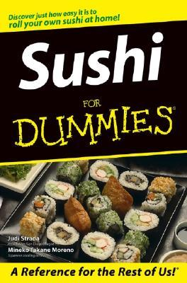 [PDF] [EPUB] Sushi for Dummies Download by Judi Strada